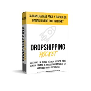 Curso Dropshipping Rocket - Harrison Piedrahita