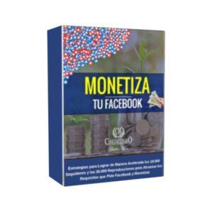 Curso Monetiza tu facebook 2019 - Diego Mora