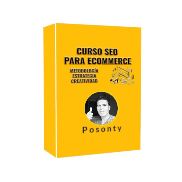 Curso SEO Para Ecommerce - Posonty