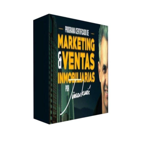 Curso Programa de Marketing y Ventas Inmobiliarias - Jurgen Klaric