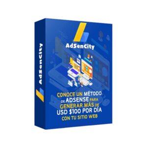 Curso AdsenCity - Monetizado.com.do