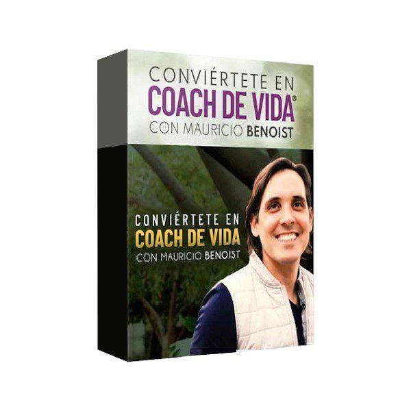 Curso Conviertete en Coach de Vida - Mauricio Benoist