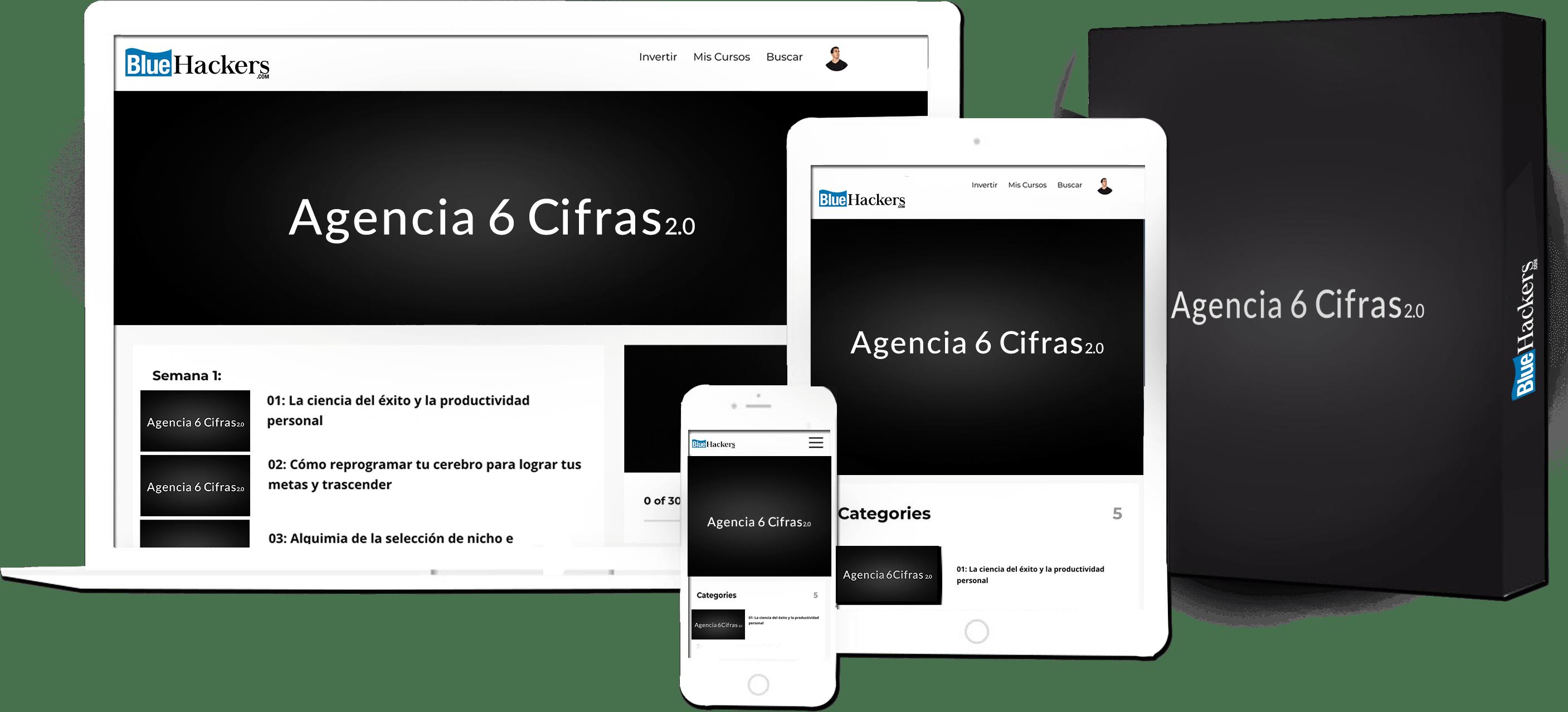 Agencia 6 Cifras 2.0