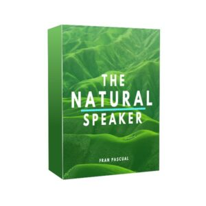 Curso The Natural Speaker - Fran Pascual
