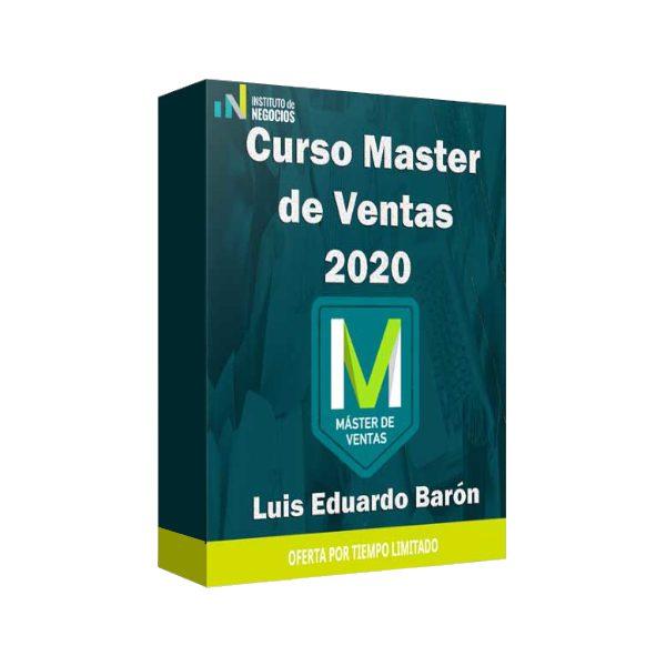 Curso Master de Ventas 2020 - Luis Eduardo Barón