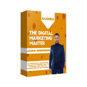 Curso The Digital Marketing Master - Juan Merodio