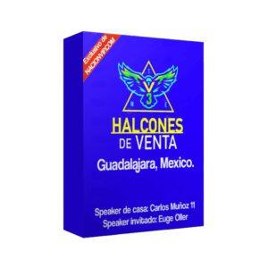 Curso Halcones de Venta 3 - Carlos Muñoz