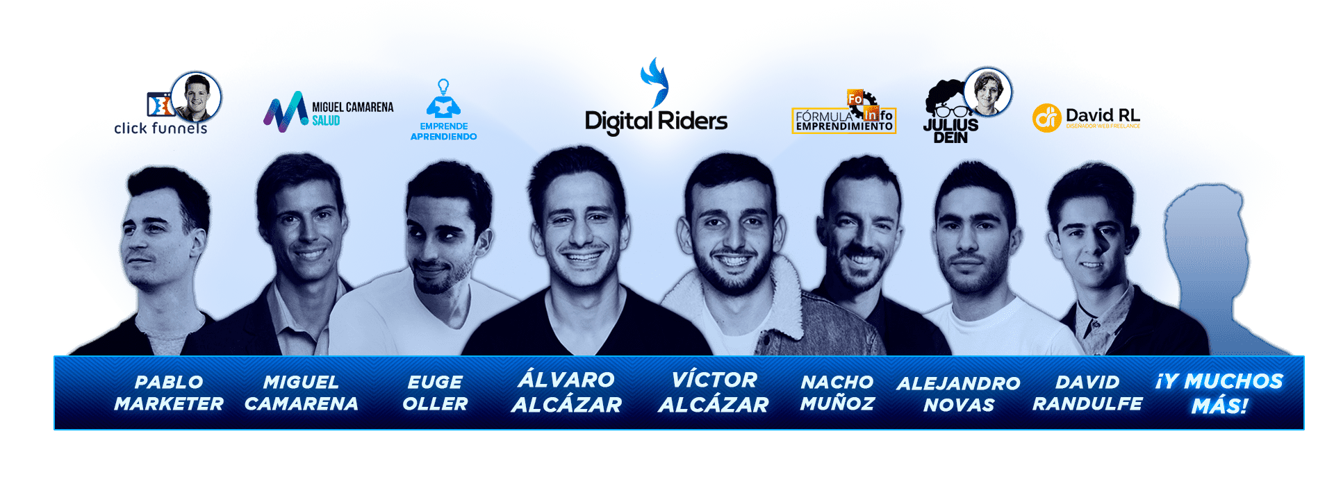 Funnel Busters Digital Riders