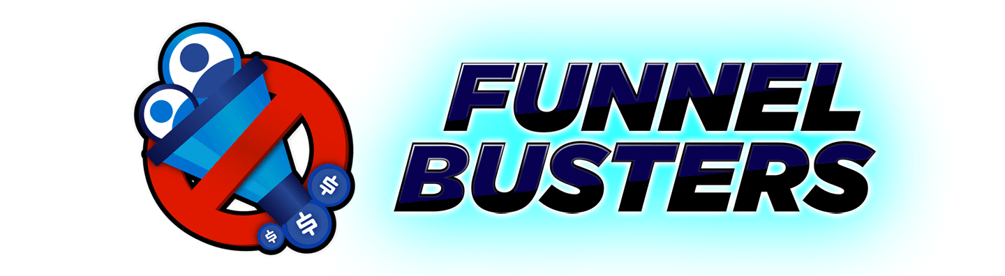 logo Funnel Busters de Digital Riders