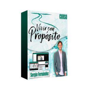 Curso Seminario Online Vivir con Proposito 2021 - Sergio Fernández